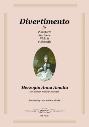 Divertimento-Herzogin Anna Amalia