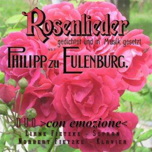 Rosenlieder - Philipp zu Eulenburg